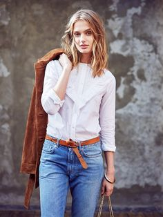How+French+Girls+Really+Dress,+According+to+a+Parisian+via+@WhoWhatWearUK