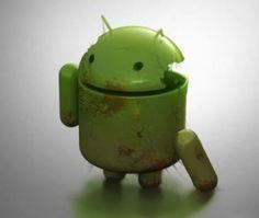 Peligro de nuevos virus para Android