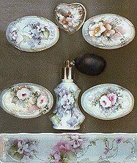 Celee Evans Porcelain Study: Collectibles #1