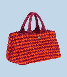 Well I better get started. This might be a new business - knitted handbags $1295