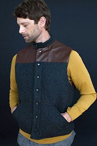 It's hard to find things to sew for men, and I feel like people are always asking what the options are for men's sewing patterns. The last three holidays, I made my husband a quilt, Mens Sewing Patterns, Sewing Men, Love Sewing, Sewing Patterns Free, Sewing Clothes, Clothing Patterns, Diy Clothes, Family Clothes, Sewing Designs
