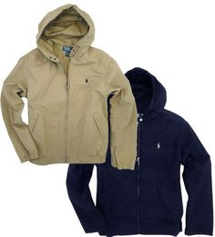 Mens Lightweight Jacket With Hood PPJyWi