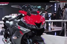 2018 Yamaha Gets More Powerful - Price & All Details R15 Yamaha, Yamaha Yzf, Pirelli Tires, Forged Pistons, Digital Instruments, How To Get Abs, Suzuki Gsx, Super Bikes, Fuel Economy