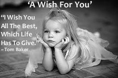 'A Wish For You'