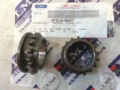 LML STAR 200 cc 4 T pignone ingranaggio abero mot.catena distibuzione SF213-0047 Lml Star