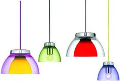 Deckenlampe COLORS 1 COMBO, Pendelleuchte, DESIGN YOUR OWN LAMP