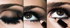 Makeup For Brown Eyed Girls Girls Makeup, Love Makeup, Diy Makeup, Makeup Tips, Beauty Makeup, Makeup Tutorials, Makeup Ideas, Asian Eye Makeup, Smokey Eye Makeup