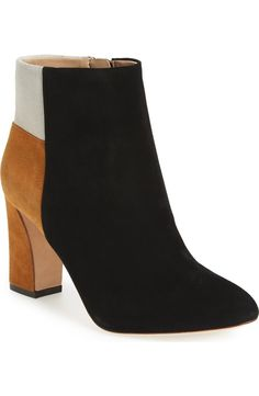 BCBGMAXAZRIA'Blyss' Bootie  Sale: $216.90  After Sale: $324.95  via @AOL_Lifestyle Read more: http://www.aol.com/article/2016/07/22/nordstrom-anniversary-sale-shoes-boots-flats-deals/21437276/?a_dgi=aolshare_pinterest#fullscreen