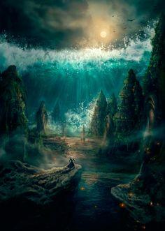 ♕ SPIRIT BRINGERS: EMPYREAN REALM. (SAGA DE BYNQUISTERR) - Página 20 0c29078c9840965b7e9c744a7cccb2cc--anime-art-fantasy-wave-art