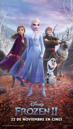 Watch Streaming Frozen II : Movies Elsa, Anna, Kristoff And Olaf Head Far Into The Forest To Learn The Truth About An Ancient Mystery Of Their. Frozen Disney, Film Frozen, Princesa Disney Frozen, Film Disney, Disney Movies, Anna In Frozen, Disney Wiki, Disney Animated Movies, Olaf Frozen
