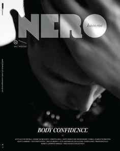 """""""Totgeburt"""" by Matt Lambert for NERO Homme"""