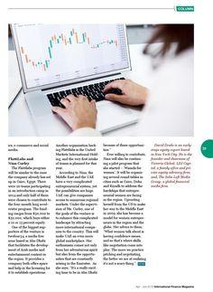 from International Finance Magazine Apr - Jun 2015 Soho Loft, Jun, Finance, The Unit, Magazine, Group, Medium, Magazines, Economics