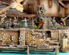 cianty's Tabletop Wargames Blog: Collecting Pirate Miniatures