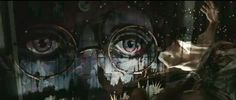The Great Gatsby (2012) | The watchful eyes of Dr. T. J. Eckleburg as imagined by impresario Baz Luhrmann.