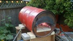 barrel pizza ovens - Buscar con Google…