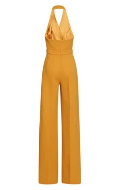 W Jumpsuit by Emilia Wickstead for Preorder on Moda Operandi