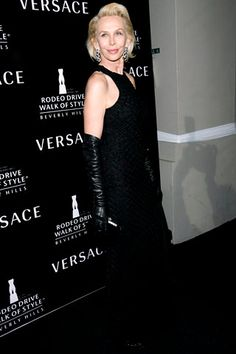 """""""This is all very Gianni,"""" said Trudie Styler, surveying the scene. Brooke Shields agreed: """"He was all about glamour."""""""