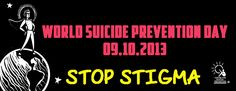 World Suicide Prevention Day 2013