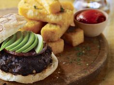 Black Bean Chipotle Burgers - Looking for the BEST gluten free vegan black bean burgers? This recipe from the Candle 79 Cookbook is INCREDIBLE!