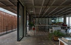 a home becomes modular locales and atelier on ordaz street by t3arc