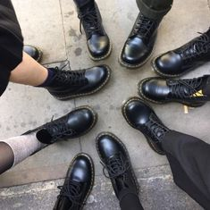DOC'S CLUB: The original 1460 boot, shared by miyayeah.
