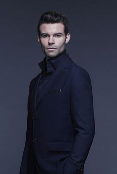 elijah mikaelson and daniel gillies afbeelding