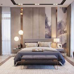 Студия simple | interiors в Instagram: «Начнём утро с этой спальни? 💔💔💔 #волшебство_в_перми #спасибомоейкоманде #простосделатьоченьсложно #красотаввеличии #величиевпростоте…»