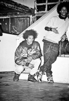 Les Twins.....these two are amazing!