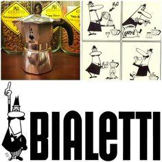 ГЕЙЗЕРНАЯ КОФЕВАРКА   История итальянской компании Bialetti начинается в 1919 году, когда Альфонсо Биалетти открывает в провинции Вербания мастерскую для производства полуфабрикатов из алюминия. Чуть более десяти лет спустя, в 1933 году, рождается на свет объект, который принципиально изменил способ приготовления кофе в домашних условиях - кофеварка Moka Express с дизайном в стиле Арт-Деко. Она позволит Компании сделать огромный шаг и в короткое время утвердиться среди ведущих итальянских…