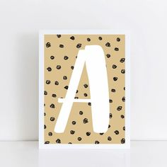 Spot Initial - Wicker. #thelittlejones #christmasgiftsfortoddlers #christmasgiftsforkids #holidaygiftsforchildren #christmaspresentsforkids Christmas Presents For Kids, Kids Christmas, Christmas Present Inspiration, Cellophane Wrap, Personalised Prints, Practical Gifts, Black Spot, Stylish Kids, Tissue Paper