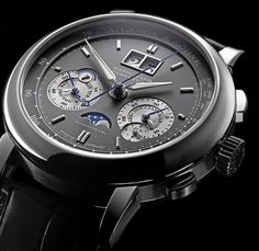 A. Lange & Söhne Datograph Perpetual white gold - Perpetuelle