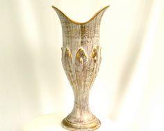 Large Mid Century Royal Haeger Pottery Vase  by ModLoungeVintage, $48.00