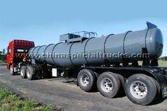 semi trailers aluminum chemical for sale