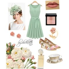 Tea Party Outfits Dresses