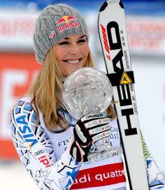 Lindsey Vonn and the #Sochi 2014 #WinterOlympics