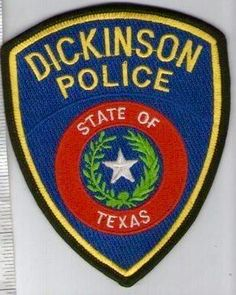 Dickinson PD TX