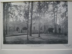 House of Robert Lesley, Esq., Haverford, PA, 1903, Lindley Johnson