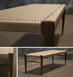 axis bench- Michael Yates