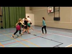 Kiveltä kivelle - YouTube Physical Education Games, Health Education, Physical Activities, Gross Motor Activities, Gross Motor Skills, Yoga For Kids, Kid Yoga, Gym Games, Cooperative Games