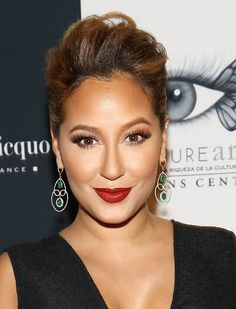 Adrienne Bailon - Arrivals at the Icons of Style Gala
