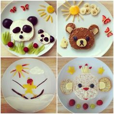 Child`s Play!: Food Art Gallery