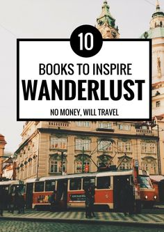 10 #books I'm currently #wanderlusting over. #travel #go #wanderlust #summerreading