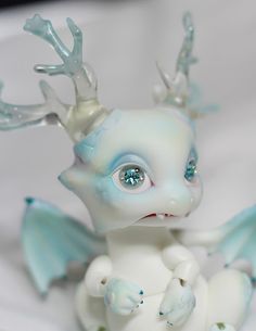 Aileen doll - Rot Snow edition faceup+body blushing by Light Limner by Light Limner on Flickr.