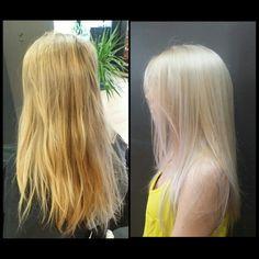 #blondehair #paintedhair #balayage #hairpainting #uga #athensga #athens #athenshair #athenhairsalon #pageboyathens #pageboysalonathens #athensgeorgia