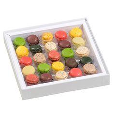 Mini French Macarons on AHAlife
