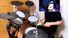 Drum version of Tokyo Ghoul theme song!!!! Enjoy!
