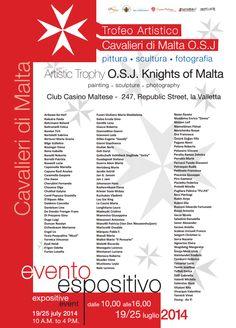 """""""Trofeo Cavalieri di Malta"""" La mostra avrà una durata di sei giorni e si svolgerà dal 19 al 25 Luglio del 2014 #sabrinabertolelli"""