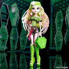 All about Monster High: Batsy Claro
