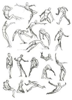 Body Frame Drawing Reference Guide   Drawing References and Resources   Scoop.it