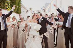 décoration mariage rétro